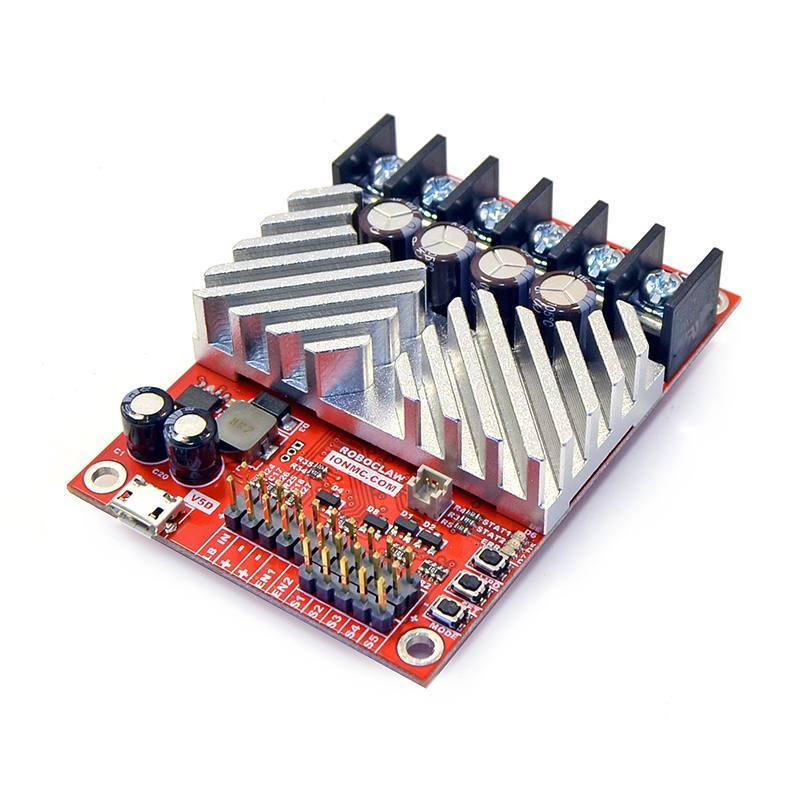 RoboClaw 2x15A Motor Controller with USB, ORION ROBOTICS