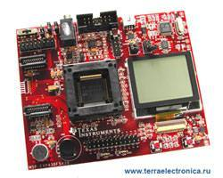 MSP-EXP430F5438, Texas Instruments