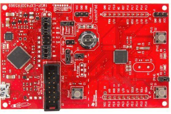 MSP-EXP430FR5969, Texas Instruments