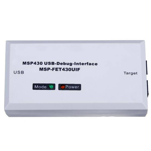 MSP-FET430UIF, Texas Instruments