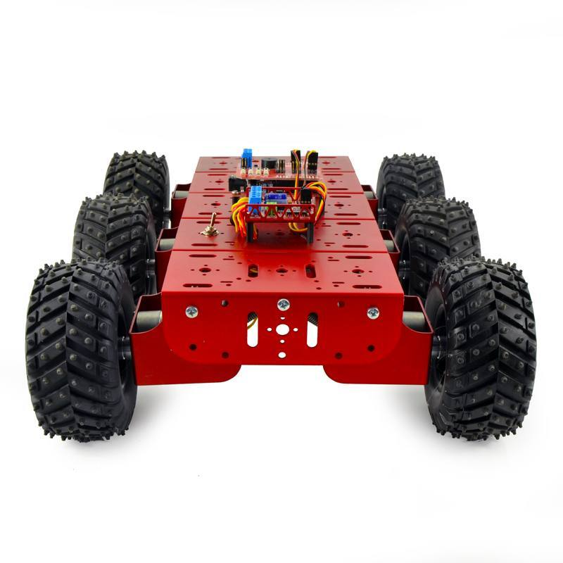 Odyssey 6 Wheel Drive Robot, ORION ROBOTICS