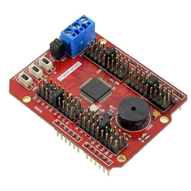 Orion Servo Shield for Arduino, ORION ROBOTICS