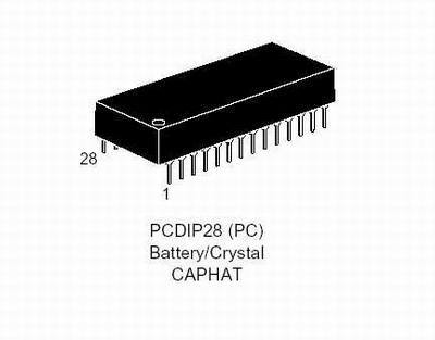 M48T35Y-70PC1, ST Microelectronics