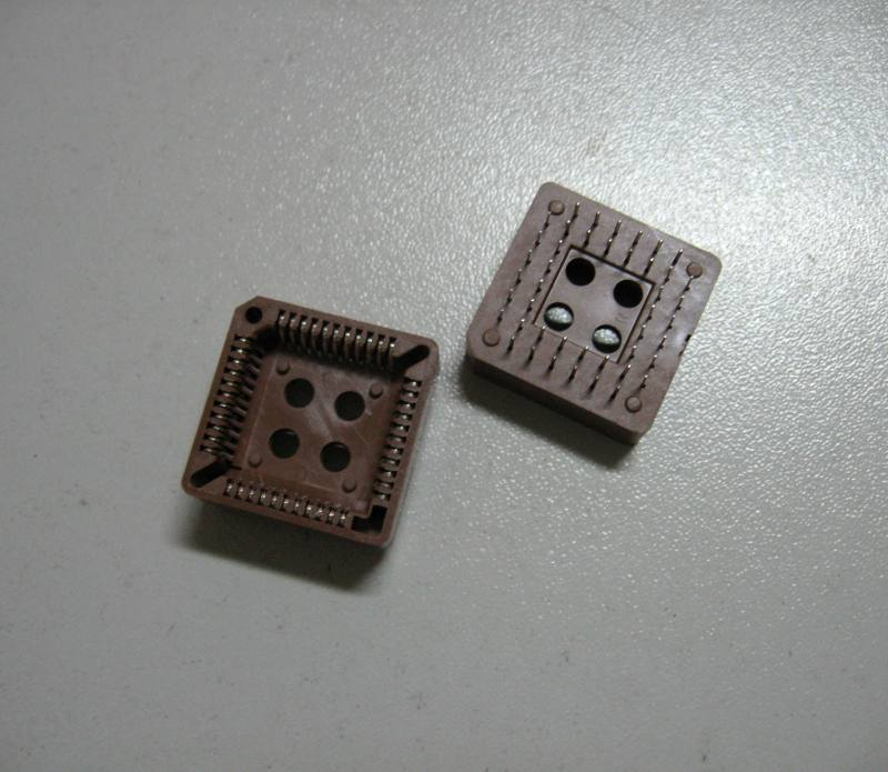 PLCC-44, CONNFLY ELECTRONIC CO.,LTD.