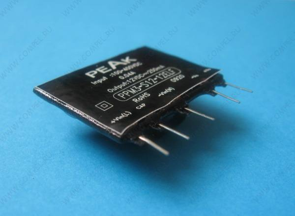 PPM2.5-S12-05ELF, Peak Electronics GmbH