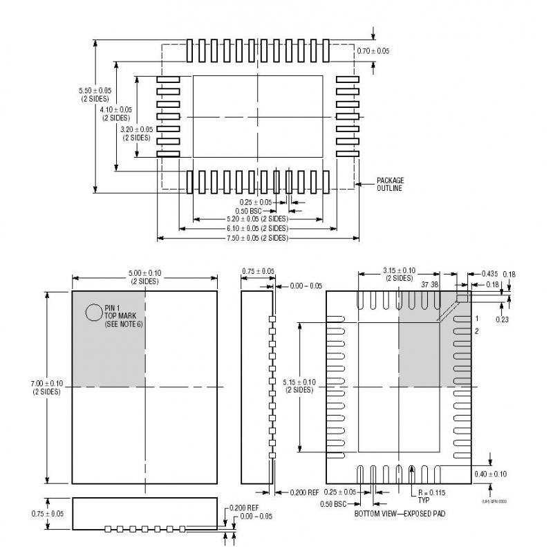 LTC4266IUHF#PBF, Linear Technology Corp.