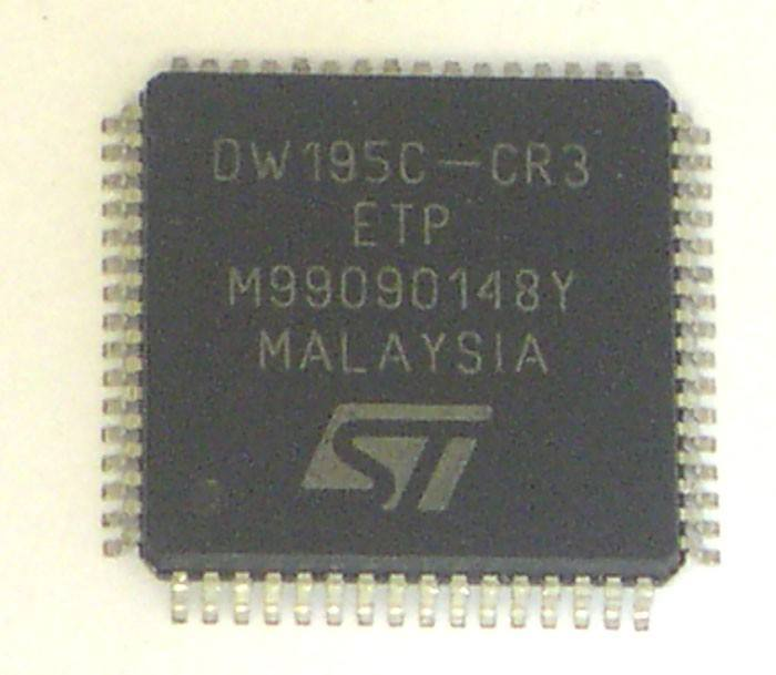 LC75853NE SMD, Sanyo Electric Co.Ltd