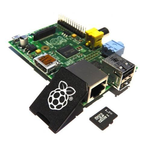 Raspberry Pi Model B 512Mb + 8Gb SD Card W/ NOOBS PRE-INSTALLED, Raspberry