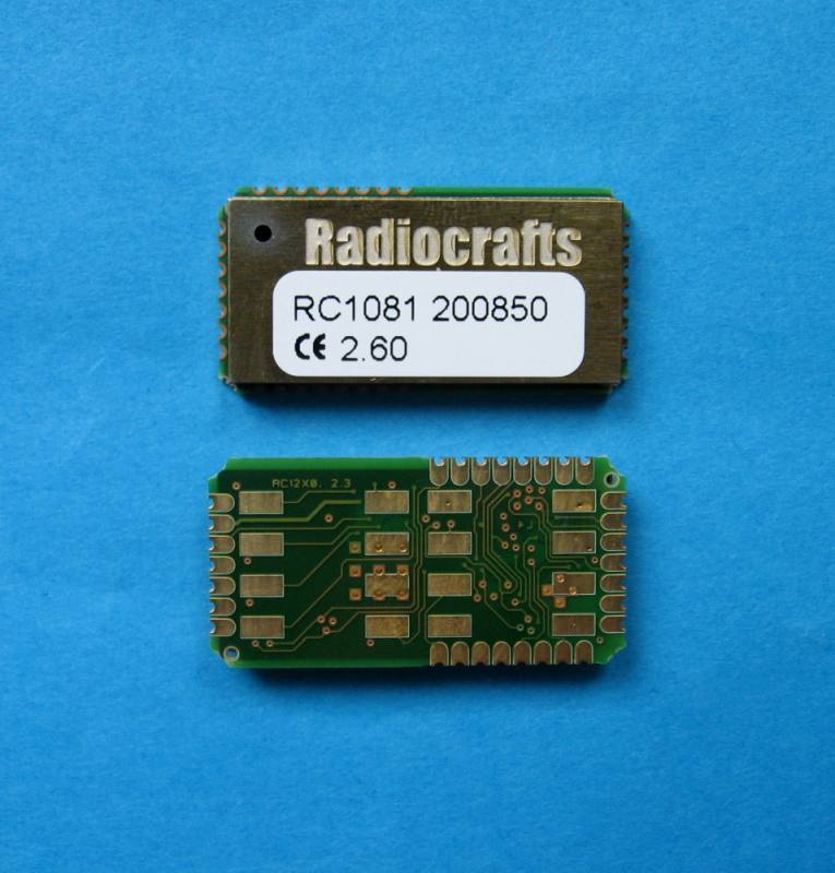 RC1081, RADIOCRAFTS AS