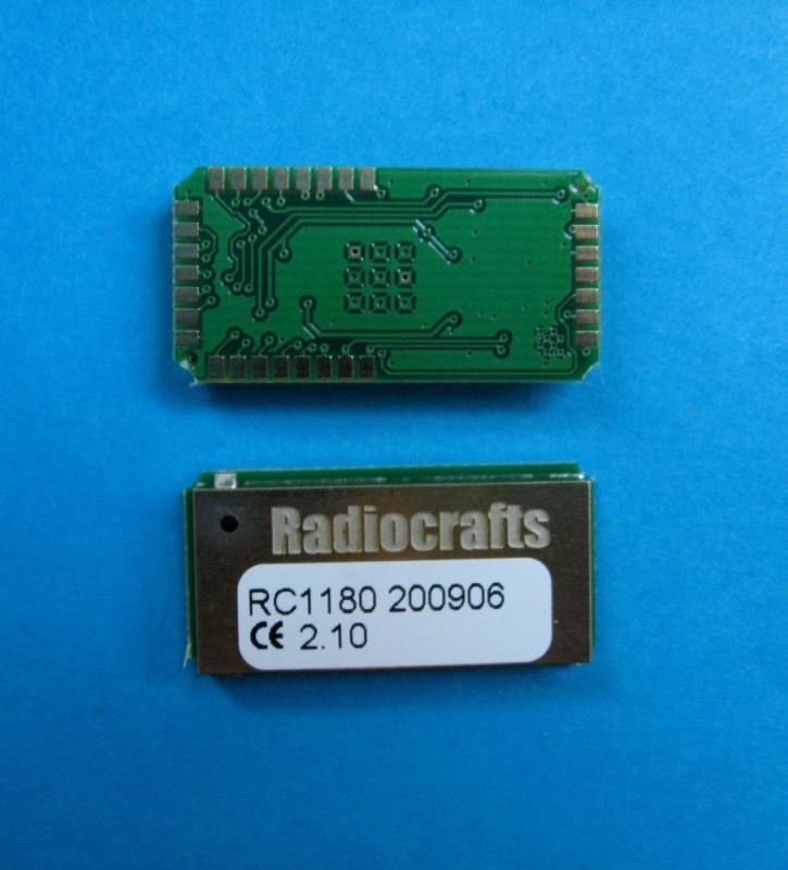 RC1180-RC232, RADIOCRAFTS AS