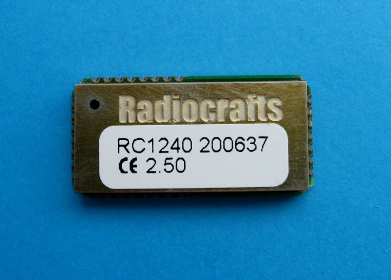 RC1240, RADIOCRAFTS AS