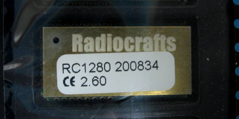 RC1280, RADIOCRAFTS AS