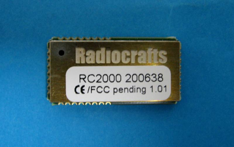 RC2000, RADIOCRAFTS AS