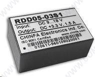 RDD05-15D1, Chinfa Electronics Ind. Co., Ltd.