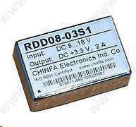 RDD08-05S3U, Chinfa Electronics Ind. Co., Ltd.