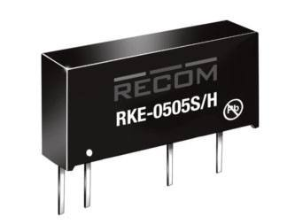 RKE-0505S/H, Recom International Power