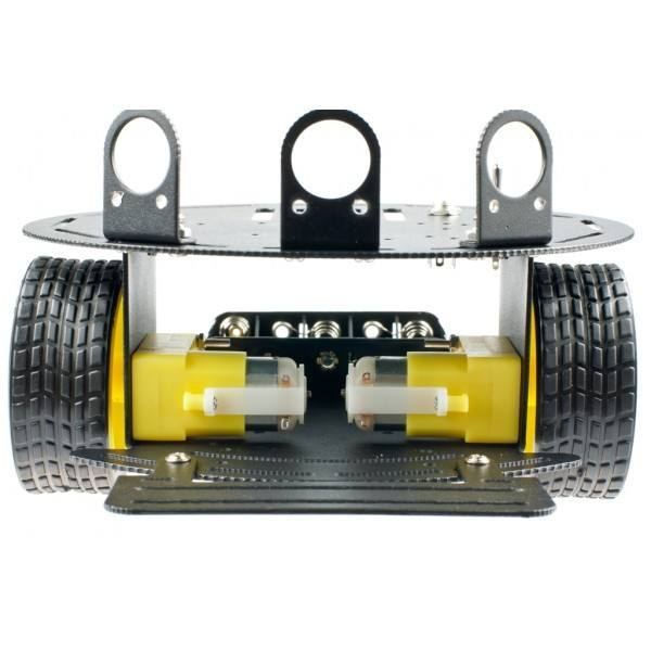 2WD Mobile Platform for Arduino, DFRobot