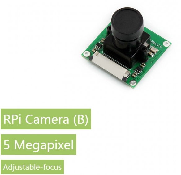 RPi Camera [B], Waveshare Electronics Ltd.