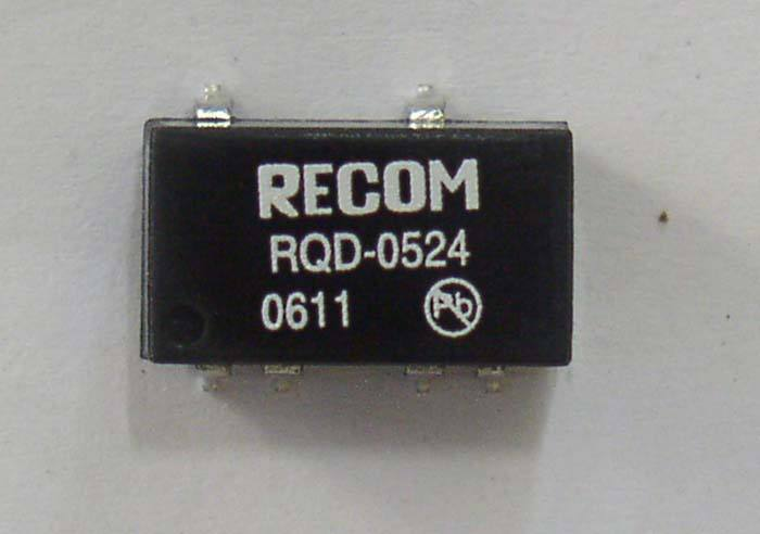 RQD-0505, Recom International Power