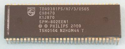 TDA9381PS/N2/3/0565, NXP SEMICONDUCTORS