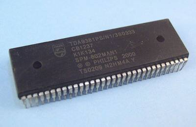 TDA9381PS/N1/3S0333, NXP SEMICONDUCTORS