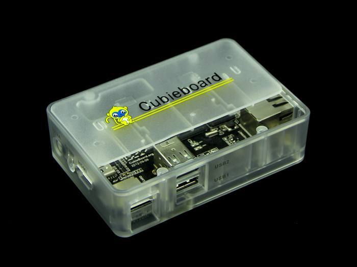 Enclosure For Cubieboard, Cubietech