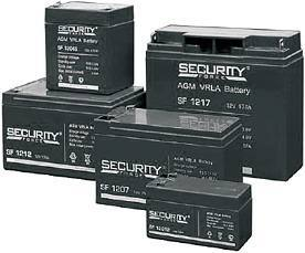 ACC 12V 4.5Ah SF12045, Security Force