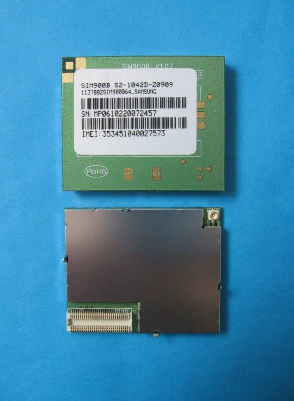 SIM900B [B02], SIM Technology Group Ltd. � Simcom