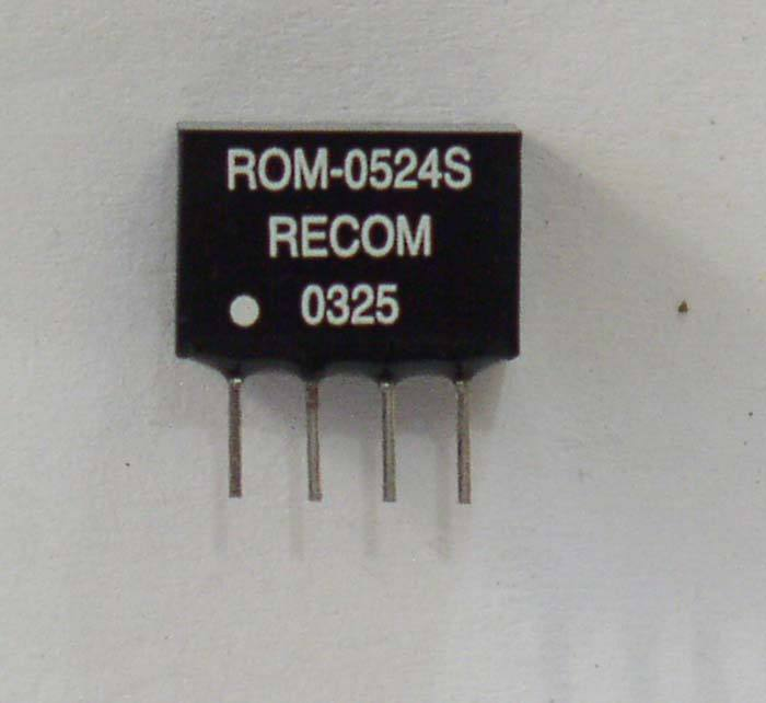 ROM-0524S, Recom International Power