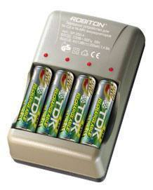 CHARGER SP250-4, ROBITON