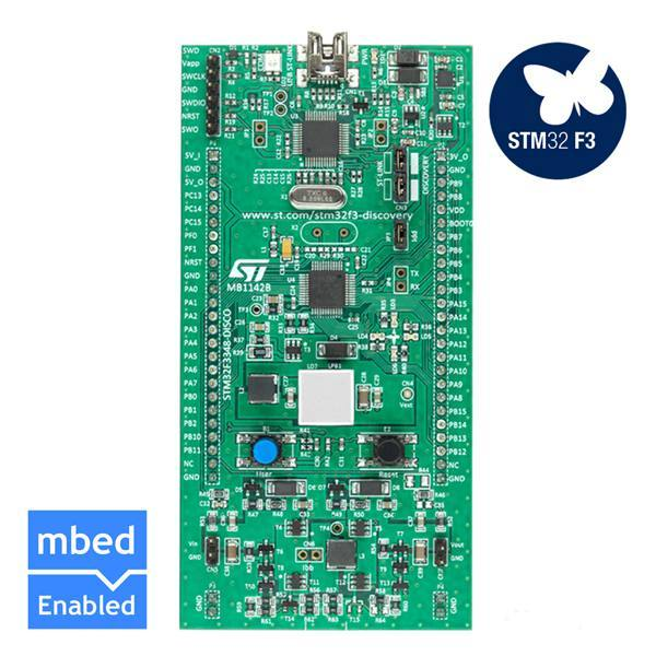 STM32F3348-DISCO, STMicroelectronics
