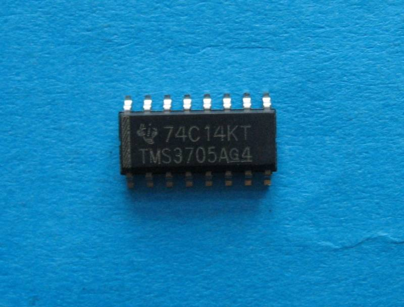 TMS3705A1DRG4, Texas Instruments