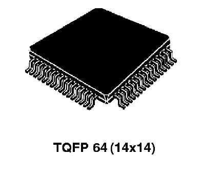MSP430F148IPAG, Texas Instruments