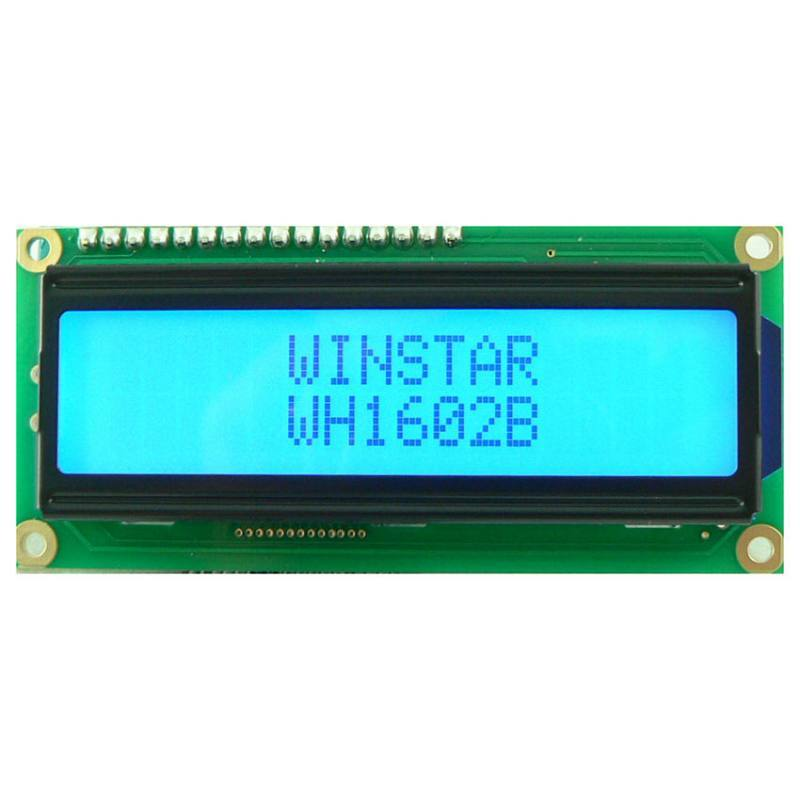 WH1602B-REI-CTV#, Winstar Display