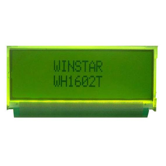 WH1602T-YYH-CT#, Winstar Display