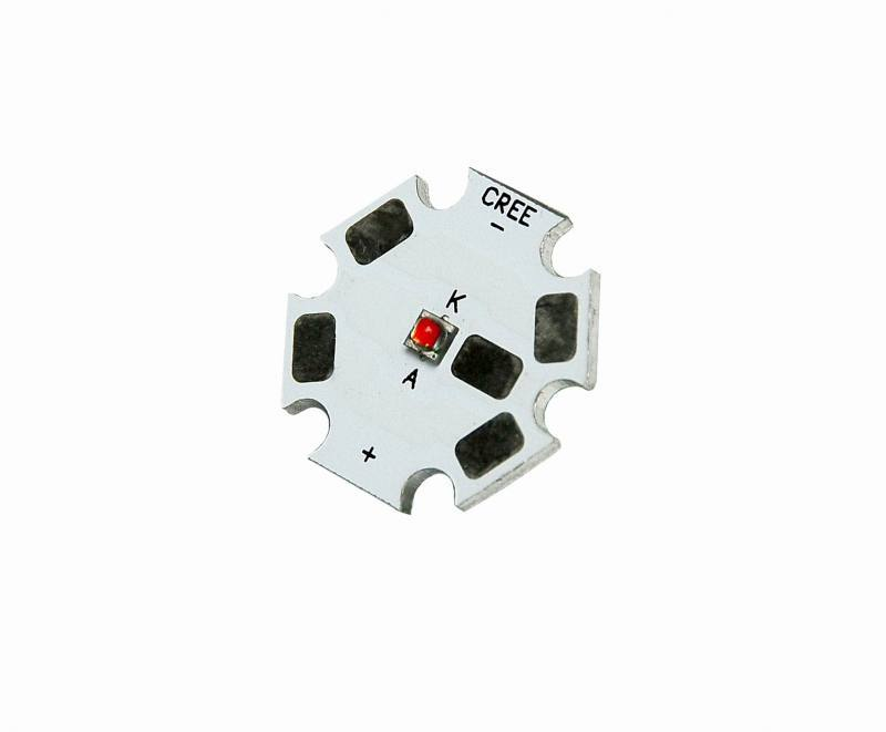 Светодиодный модуль CREE  XBDGRN-00-0000-000000D01-STAR, Lighting City Electronics
