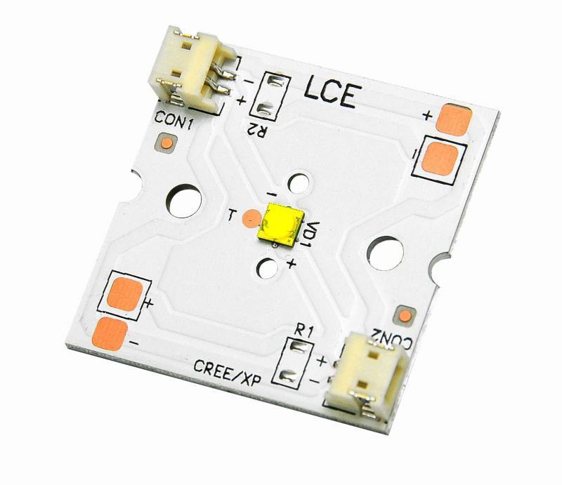 Светодиодный модуль CREE  XTEAWT-00-0000-000000G53-SQ, Lighting City Electronics
