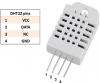 DHT22 Humidity and Temperature Sensor, Wenzhou Zhengke Electromotor Co.,Ltd