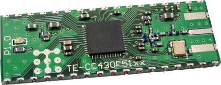 Встраиваемый радиомодуль TE-CC430-433