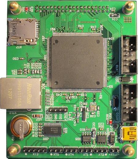 Модуль TE-ULCDV2-DRIVER