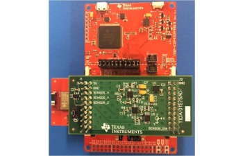 Reference Design for Wireless Condition Monitor for Motors and Pumps using Multi-Axis Vibration TIDA-01575