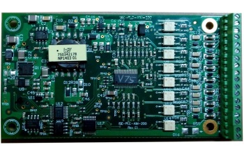 16-Bit: 8 Channel: Integrated Analog Input module for Programmable Logic Controllers (PLC) TIDA-00164