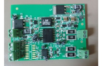 Small Form Factor: Half-Duplex With Isolated & Non-Isolated RS485 Interface Reference Design TIDA-00308