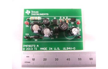Universal AC-DC Non-isolated Buck Converter: 85VAC-264VAC Input: 2.34W Output (18V / 0.1A) PMP9073