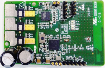 Single Microcontroller 18-V/600-W BLDC Motor Control Reference Design With Bluetooth® Low Energy 5.0 TIDA-01516