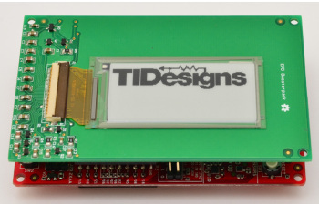 Low-Power WiFi Enabled Electronic Paper Display (EPD) TIDC-CC3200-EPD-DESIGN