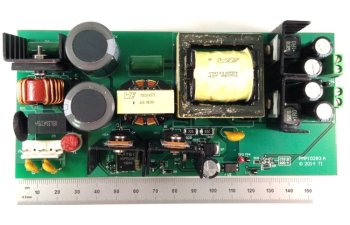 Single Stage 200W AC-DC LLC Series Resonant Conv for 120VAC & 230VAC Input Reference Design PMP10283