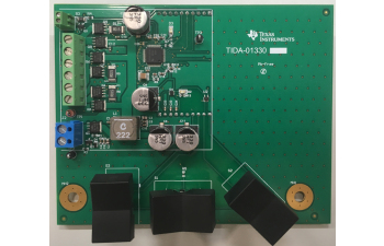 Automotive 2-Axis Power Seat Brushed DC Motor Drive Reference Design TIDA-01330