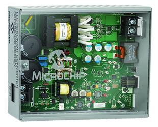 Microchip's 200W DC/DC LLC Resonant Converter Reference Design DC/DC-LLC-Resonant-Converter