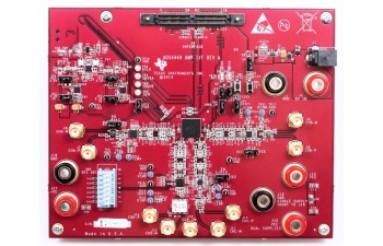 Optimizing THS4509 to Drive High Speed ADCs Reference Design TIDA-00093